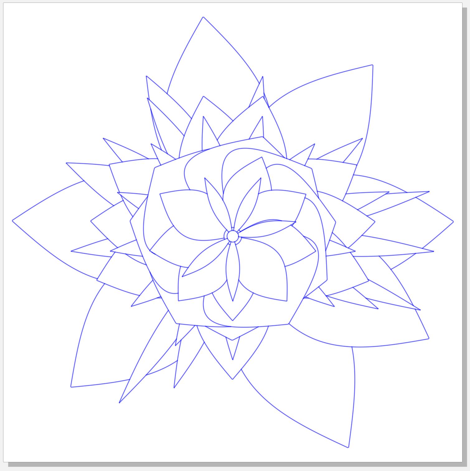 Random Flower 1